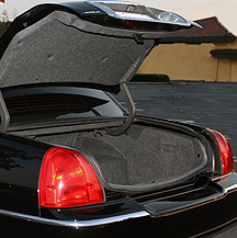 Town Car Luxury Sedan LAX Limousine